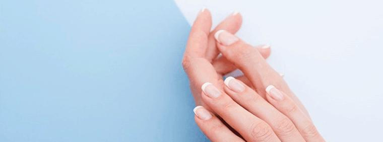 nail, hand